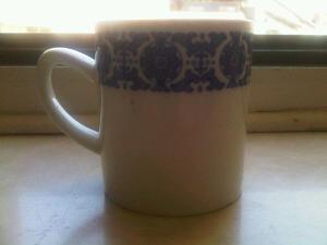 la tazzina da caffe'