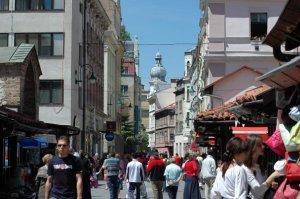 Sarajevo maggio 2005